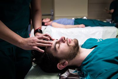 hydro massage image