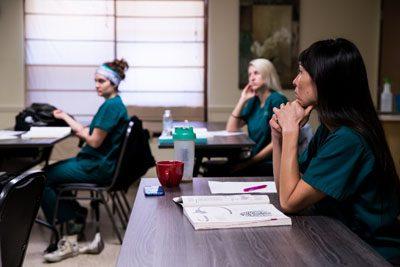 massage therapy training image