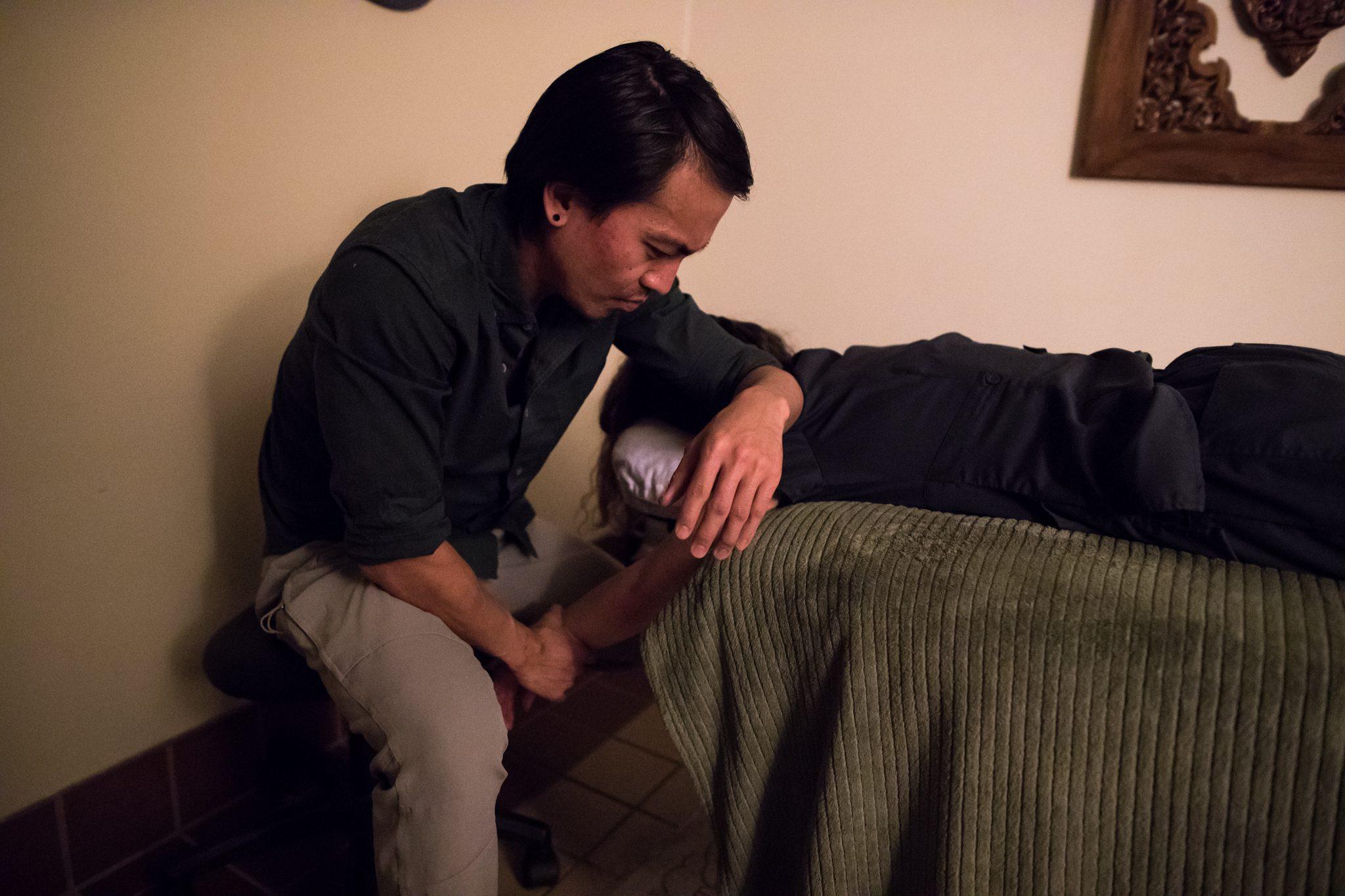 massage technique image